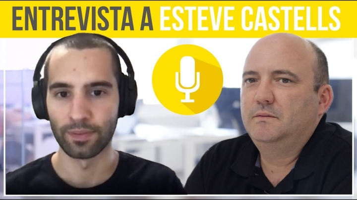 Entrevista a Esteve Castells: Expertos del Marketing Digital